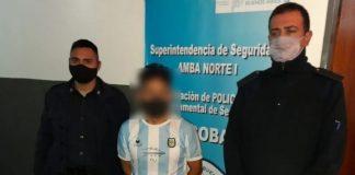 escobar detenido violacin sobrinas