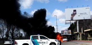 incendio auto bancalari