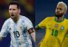 Argentina - Brasil Final Copa America