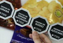 ley de etiquetado alimentos nutricion