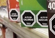 ley etiquetado alimentos