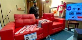 operativo sofá rojo haedo