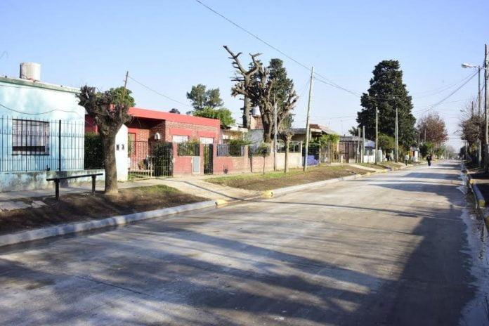 pavimentos villa de mayo