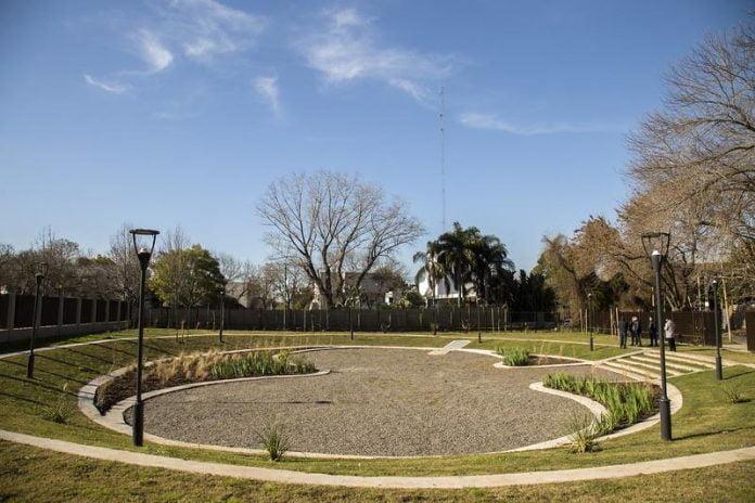 plaza beccar