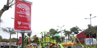 plazas tigre wifi
