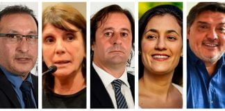 senadores provincia frente todos candidatos primera