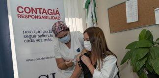 vacuna covid san isidro