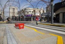 Centro Comercial Tres de Febrero