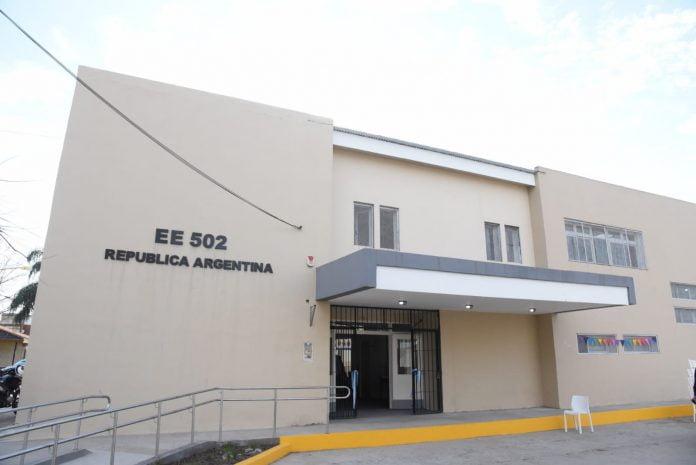 Escuela Especial 502 Ballester