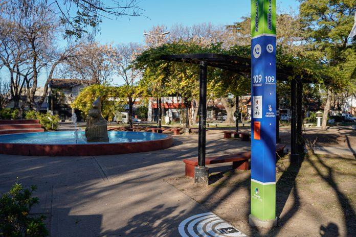 punto seguro carapachay