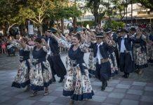 salsa y folklore en martinez