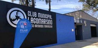 club municipal lagomarsino