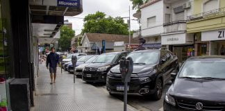 estacionamiento medido san isidro parquimetros