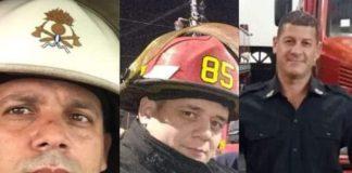 incendio caseros bomberos