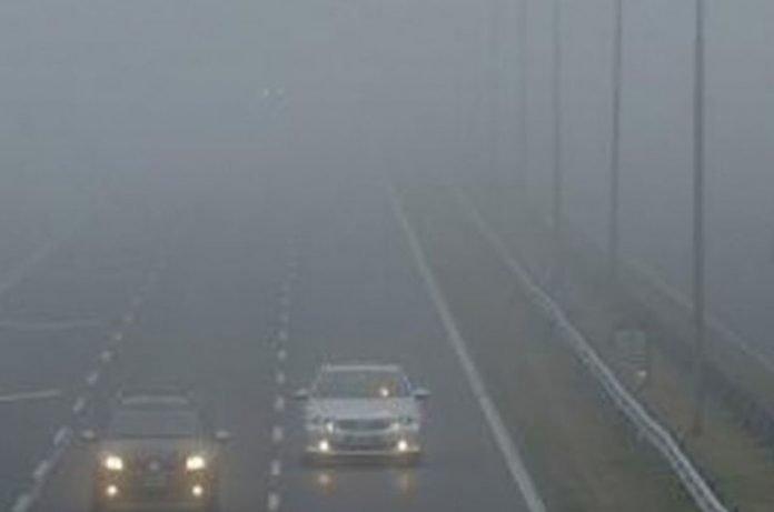 niebla amba panamericana