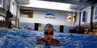 pileta natatorio san martin