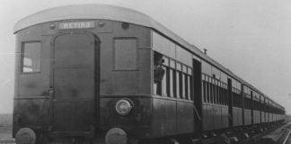 tren retiro tigre 105 años