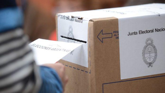 voto urna elecciones paso