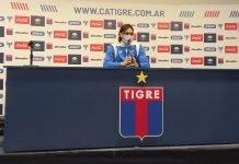 diego martinez en conferencia de prensa