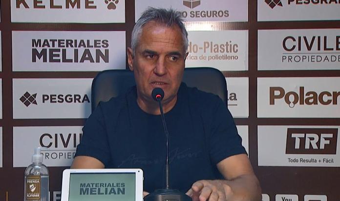 leonardo madelon conferencia de prensa