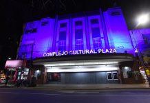 volvieron las funciones del complejo cultural plaza.