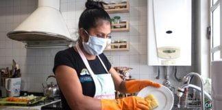 empleada domestica trabajo registrado