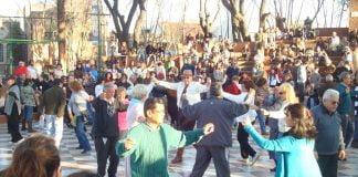 folklore en la plaza 006