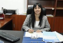 noelia correa intendenta malvinas argentinas