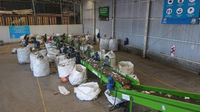 planta girsu residuos reciclables