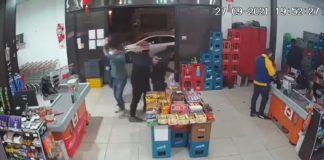 robo supermercado chino merlo video
