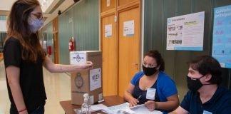 votacion paso 2021 argentina