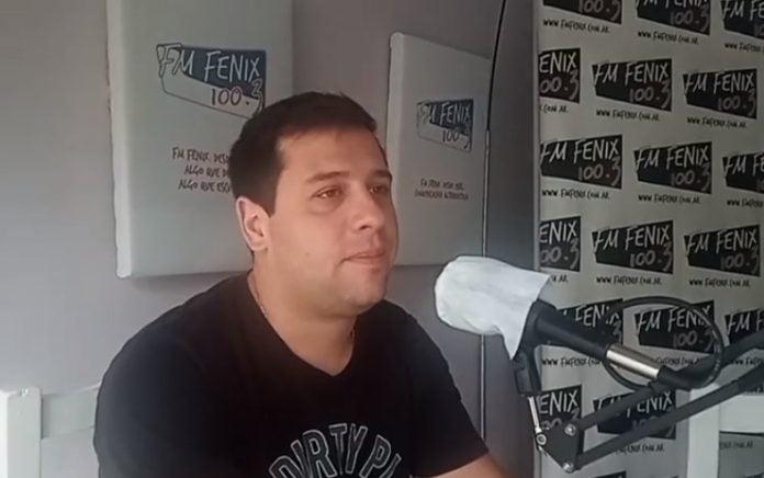 alan avaca entrevista radio fenix 4