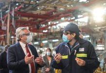 alberto fernandez visito automotriz sumo 475 nuevos trabajadores 914122 193343