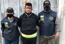 detenido asesinato policía caseros