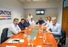 juntos mesa provincial reunion munro