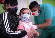 nena vacuna