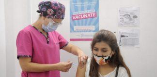 vacuna covid joven